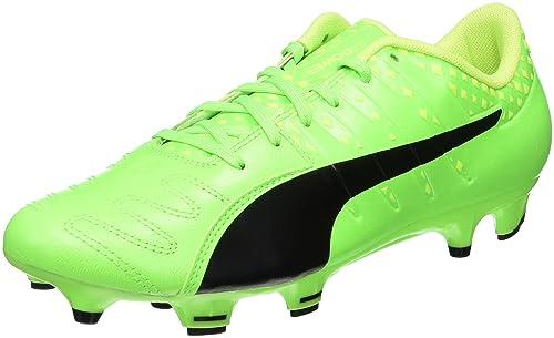 556af7f06 PUMA Evopower Vigor 3 Leather FG Mens Soccer Boots  Amazon.ca  Shoes    Handbags