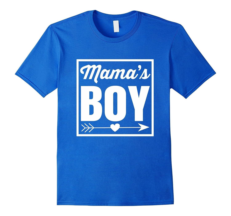 bae492f1d Proud Mamas Boy T-Shirt – Mothers Day Tee Shirt-CD – Canditee