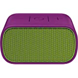 Logitech Ultimate Ears Mini Boom Bluetooth Wireless Speaker - Purple/Green(Certified Refurbished)
