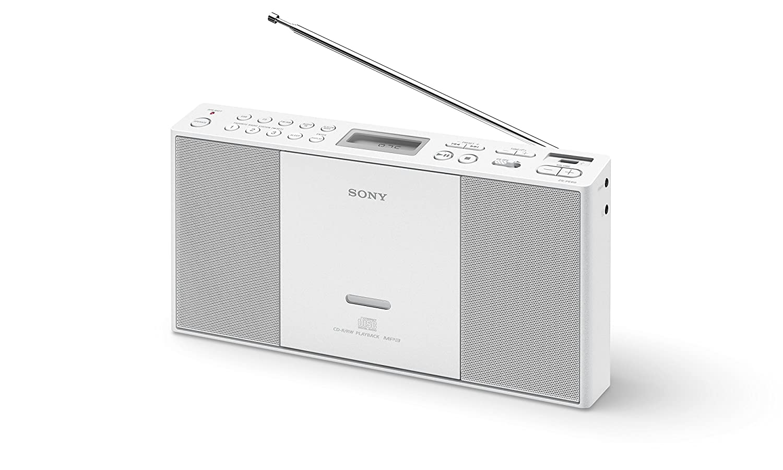 Sony ZS-PE60 Lecteur CD//MP3//Radio USB Noir