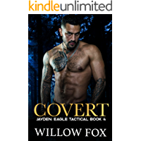 COVERT: Jayden: A Dark Captive Romance (Eagle Tactical Book 4)
