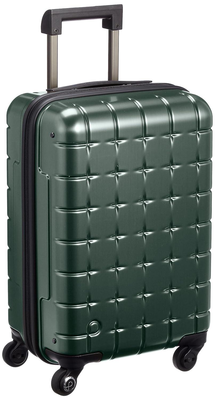 [プロテカ] 日本製スーツケース 360(サンロクマル)メタリック 32L 機内持込みサイズ機内持込可 32.0L 49.0cm 2.9kg 02616 B01ANGT4ESグリーン