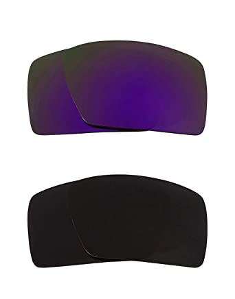 3f98f1805d Eyepatch 1 Replacement Lenses Black   Purple by SEEK fits OAKLEY Sunglasses