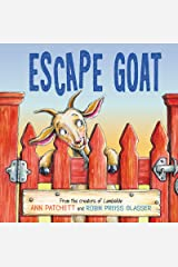 Escape Goat Kindle Edition