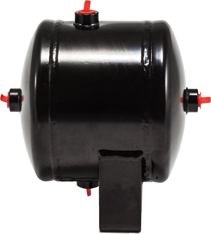 Kleinn Air Horns HK1 Complete Dual Air Horn Package Chrome