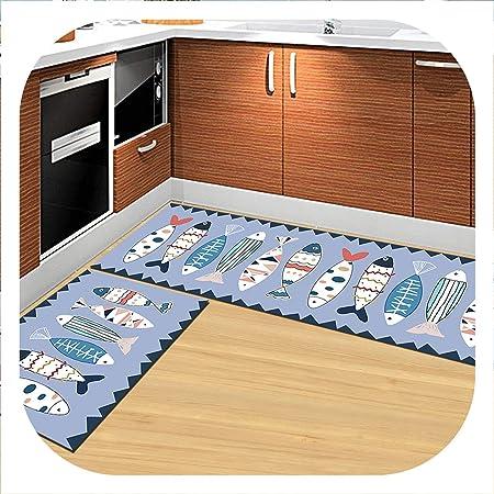 Amazon Com Brave Rosemary Modern Cartoon 3d Print Kitchen Rug