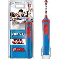 Oral-B Kids Elektrische Kinderzahnbürste, für Kinder ab 3 Jahren, im Star Wars Design