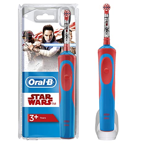 Oral-B Stages Power Kids Cepillo Eléctrico Niños Personajes Star Wars 08c05a190616