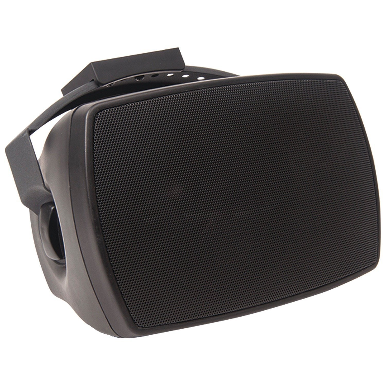 OSD Audio BTP-525BLK 5.25-Inch Wireless Bluetooth Patio Speaker Pair, Black [並行輸入品]   B016A87OWC