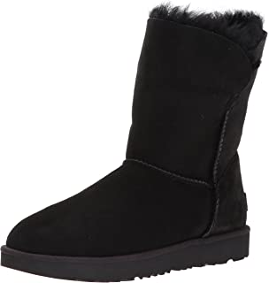 6f1bfa5a5c8 Amazon.com | UGG Women's W Benson Fashion Boot, Black | Ankle & Bootie