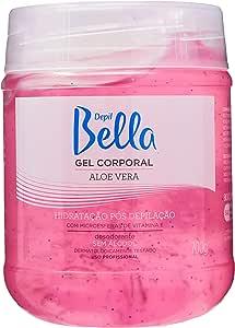 Gel Corporal Aloe Vera 700g, Depil Bella