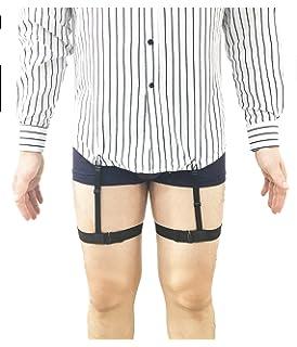 Soggiorni Camicia rinnovati per uomo Donna, Reggicalze elastiche ...