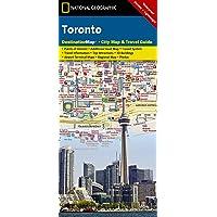 Toronto (Destination City Map)