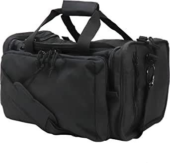 OSAGE RIVER Tactical Range Bag for Handguns and Hunting, Travel Duffel