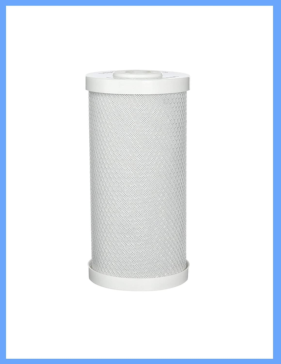 Compatible with AO-WH-PREL-RCP - Carbon Sediment Filter Replacement 4.5 Inch - 5 Micron Filtration
