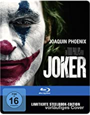 Joker Steelbook [Limited Edition] (exklusiv bei Amazon.de)