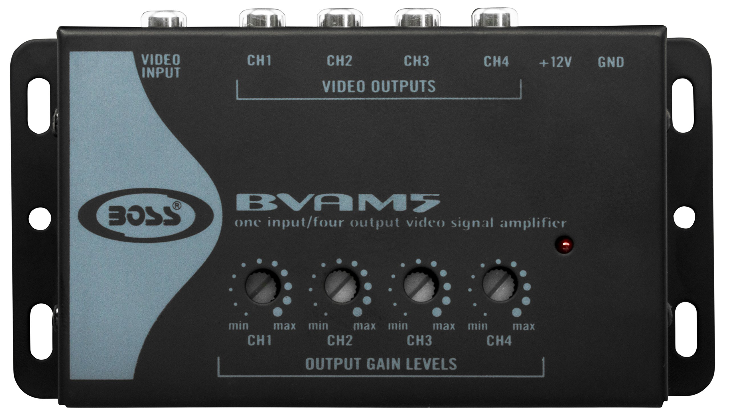 Amazon Com  Sound Storm Sva4 Video Signal Amplifier