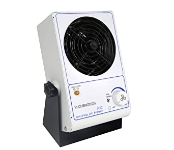 YUCHENGTECH Soplador de aire ionizante Ionizador de ESD Eliminador ...
