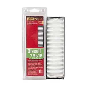 3M Filtrete Bissell 7, 9 & 16 Allergen Vacuum Filter