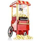 Gadgy Machine à popcorns style rétro | sans matières grasses