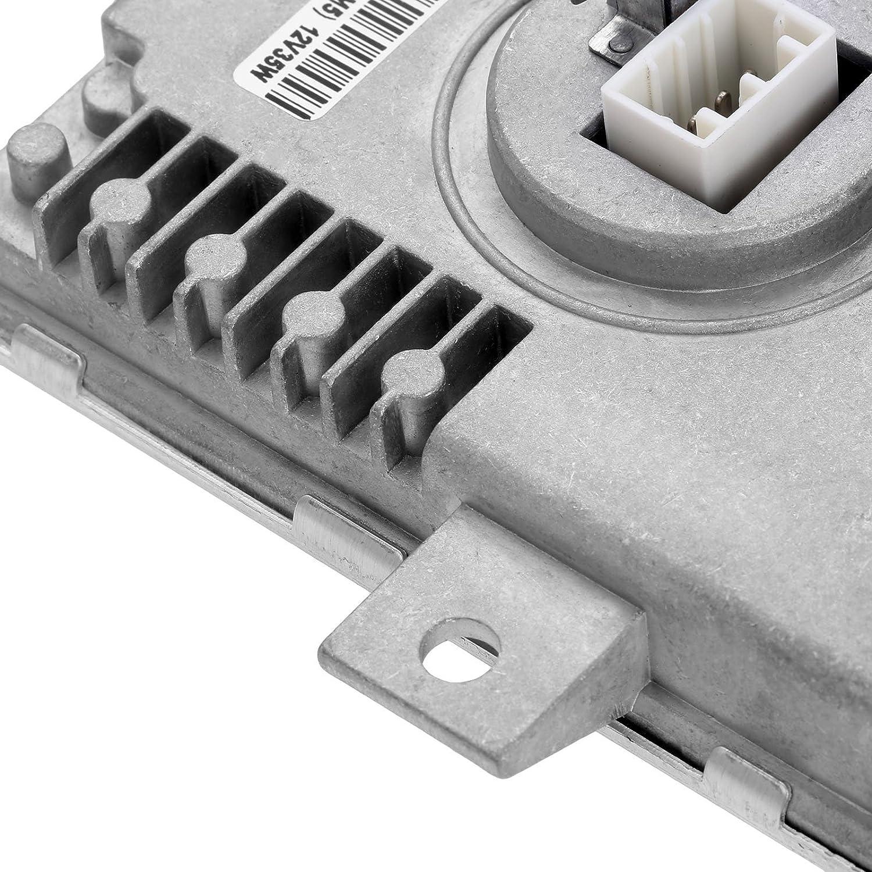 33109-S0K-A02 33119S0KA10 Fit for 2002-2005 Acura TL /& 2004-2005 Acura TSX /& 2004-2006 Mazda 3 W3T10471 X6T02971 X6T02981 HID Xenon Headlight Ballast Control Unit Module Replaces 33119-S0K-A10