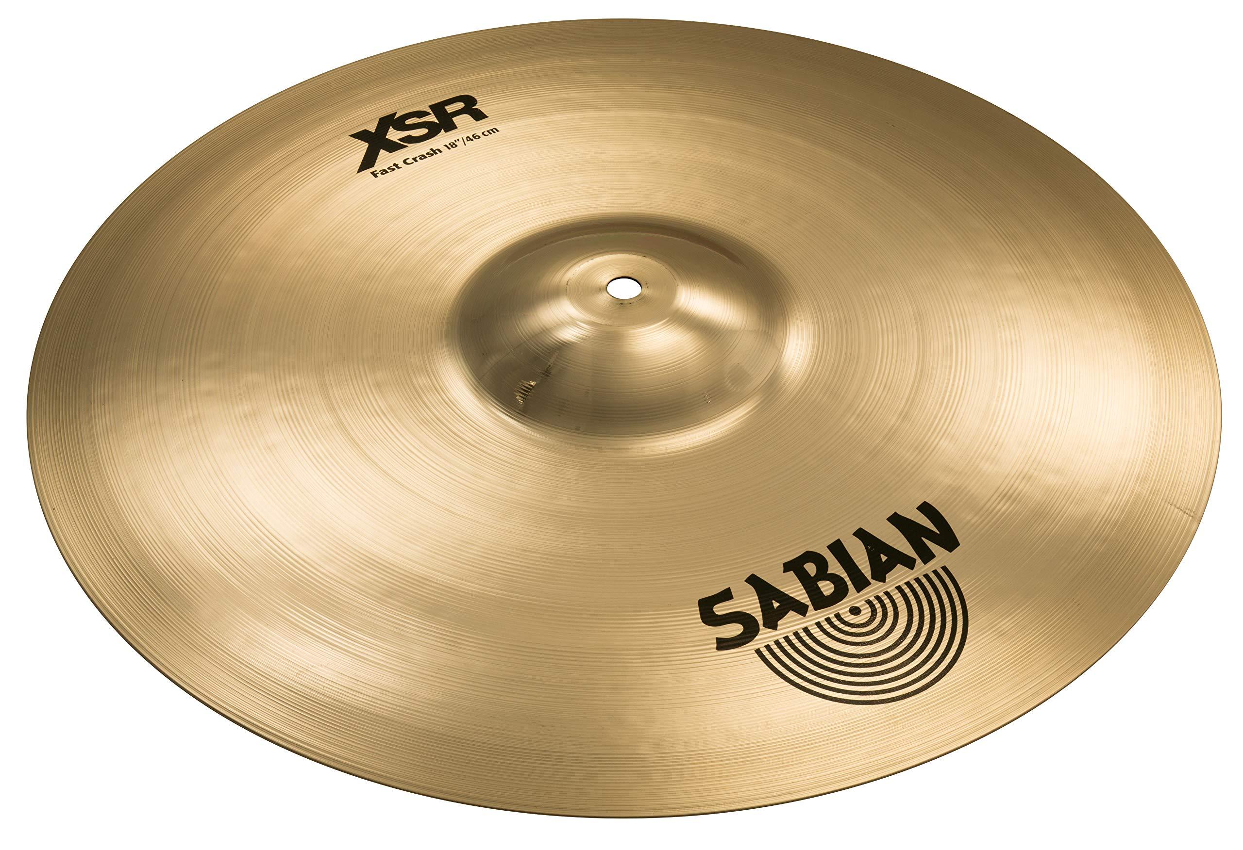 Sabian Crash Cymbal, inch (XSR1807B) by Sabian