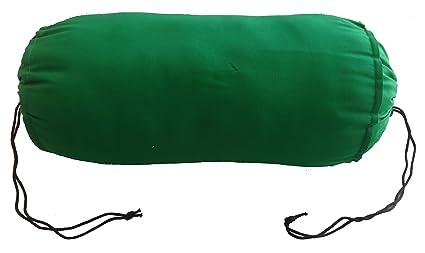 Amazon.com: Bolster Removable Pillow Case Full Round Yoga ...
