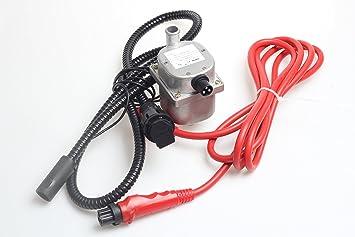 vvkb 230 V motor precalentamiento titan-p1 2000 W con cable de 1,5