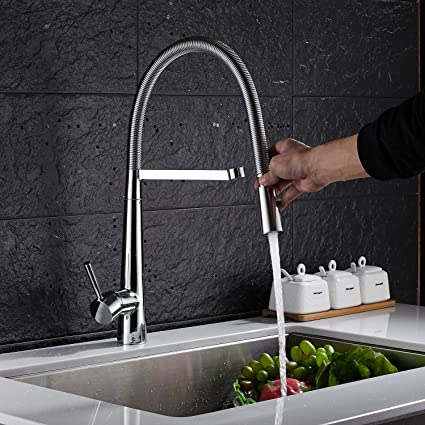 Lightinthebox Contemporary Kitchen Faucet Country Chrome