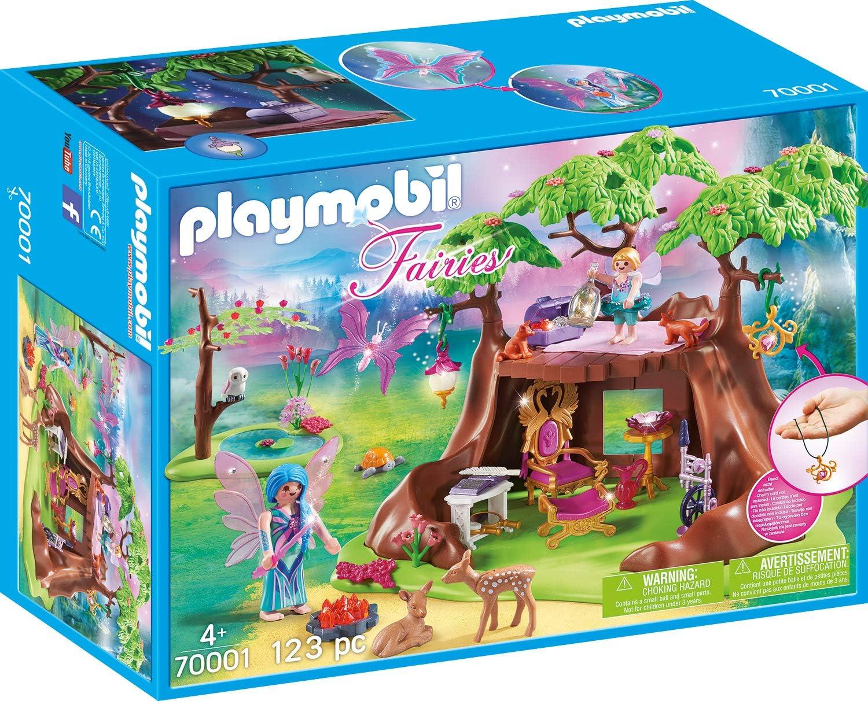 Playmobil Fairy Forest House