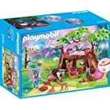 Playmobil-70001 Casa de Hadas del Bosque, Multicolor (70001)