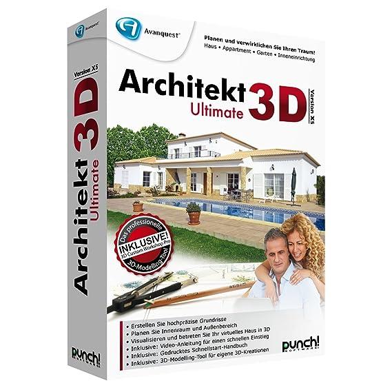architekt 3d x5