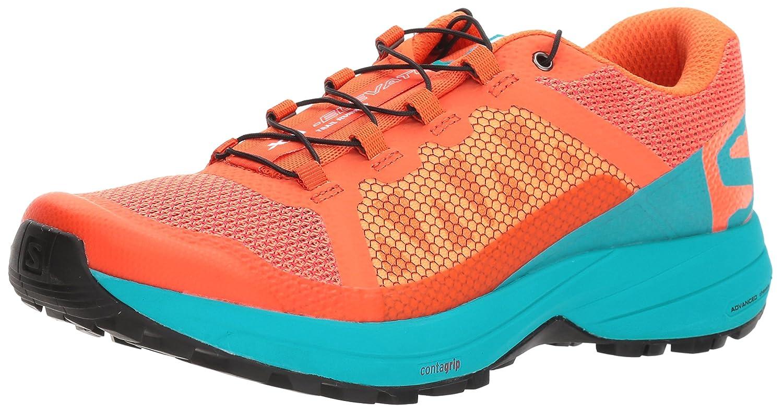 Salomon XA Elevate Running Shoe - Women's B073S6M37P 5.5 B(M) US|Nasturtium., Blue Bird, Black