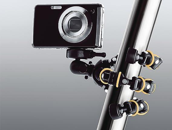 TronicXL - Trípode para cámara de Fotos (32,5 cm, Flexible ...