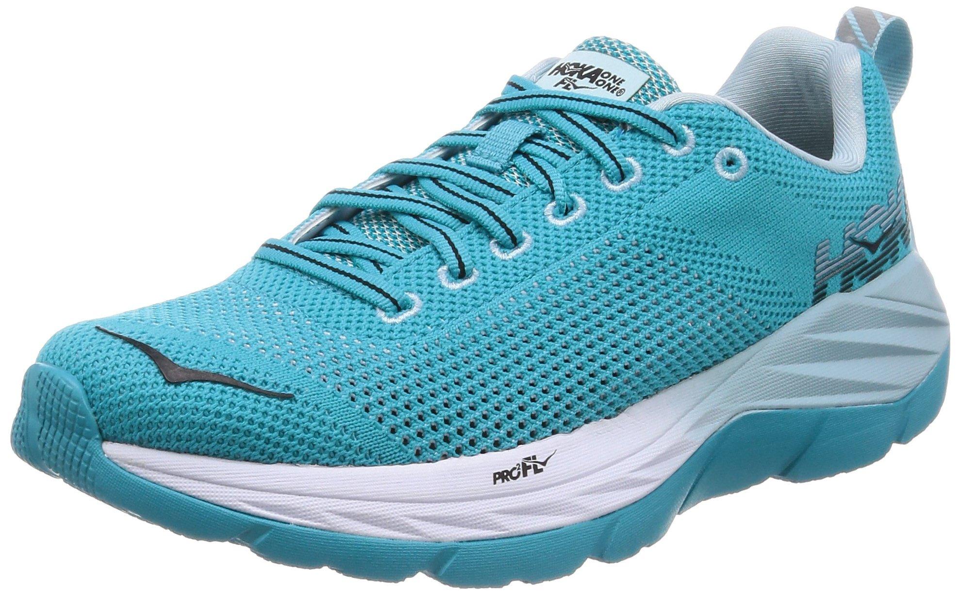 HOKA ONE ONE Women's Mach Bluebird/White Running Shoe Size 8 M US by HOKA ONE ONE