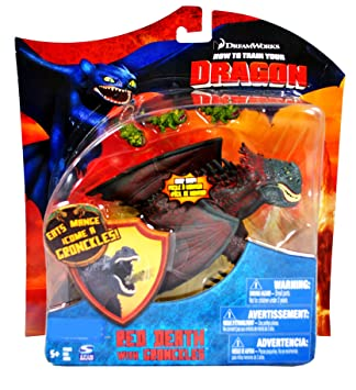 Amazon dreamworks movie series how to train your dragon dreamworks movie series quothow to train your dragonquot exclusive 8 inch long action ccuart Gallery