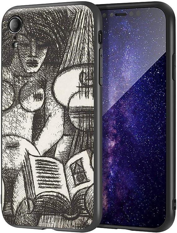 Amazon.com: Marcel Duchamp for iPhone XR Case/Fine Art