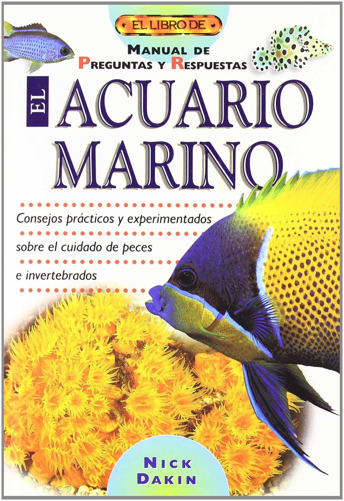 El Acuario Marino (Spanish Edition)