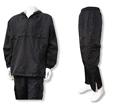 Amazon.com: Men's Windbreaker Jacket-Pants Set: Clothing