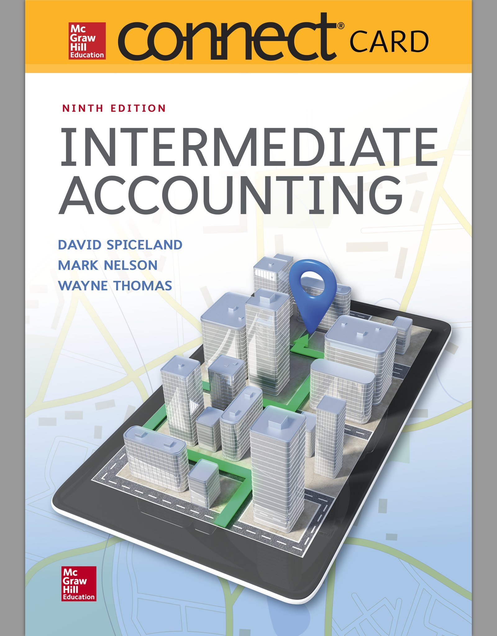 Connect Access Card for Intermediate Accounting by McGraw-Hill Education