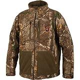 L Drake Waterfowl Mens Endurance Quarter-Zip Jacket with Agion Active XL Realtree Xtra