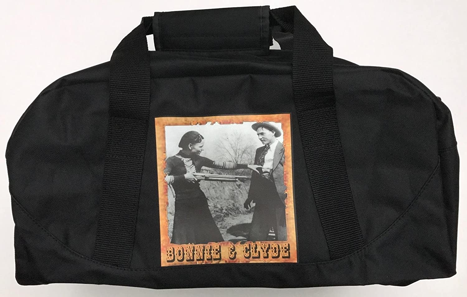 Amazon.com   Bonnie and Clyde Getaway Bags - outlaw weekender duffel bag    Sports   Outdoors 67ffb935752a9