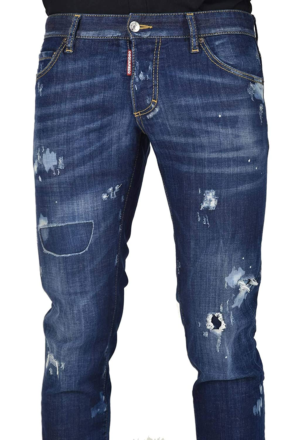 DSquared Jeans S71LB0240 S30342-40(UK) 50(IT) 50(EU)  Amazon.co.uk  Clothing ba8a8ae89a2c