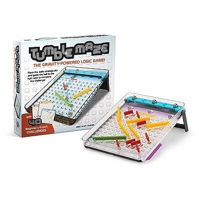 Blue Orange Tumble Maze: Toys & Games