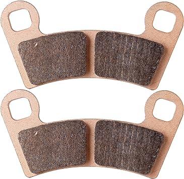 REAR BRAKE PADS FITS POLARIS OUTLAW 450 525 S 2008 SINTERED BRAKE PADS