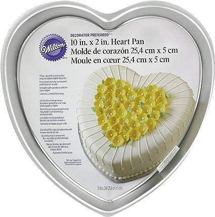 Vintage Heart Cake PansHeart Shaped Cake Pans