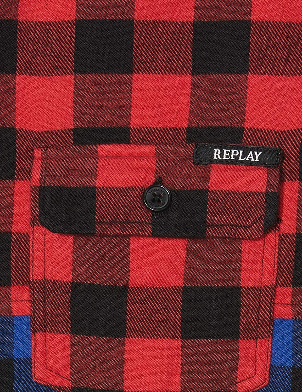 Replay Jungen Hemd