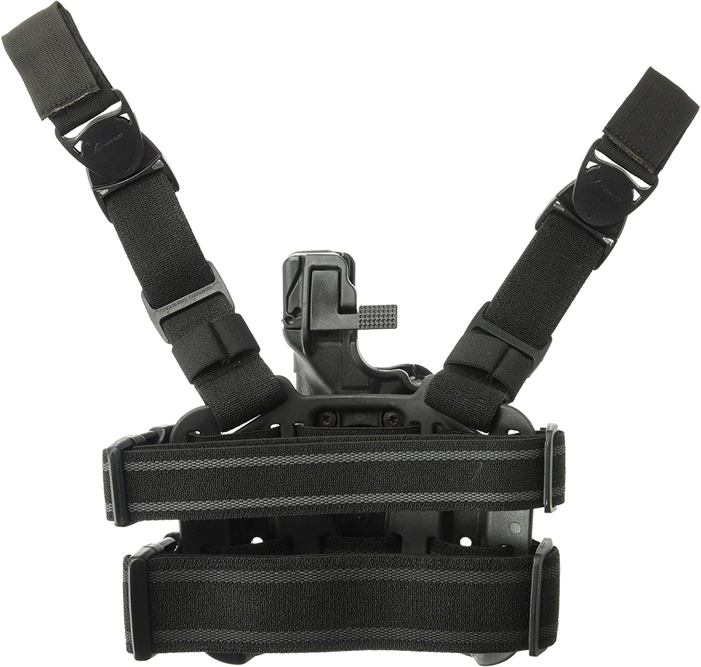 BLACKHAWK Serpa 430606BK-R Holster Sig Sauer 220,225,226,228,229 Tactical Black