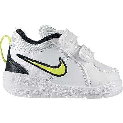 promo code 6337e b8397 Nike Pico 4 (TDV), Chaussures premiers pas pour bébé (garçon) blanc