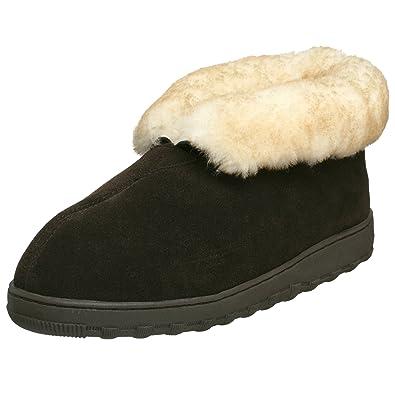 Mens Slippers Slippers International Mens Highlander Slip On Spice Suede Slippers Hot Sale